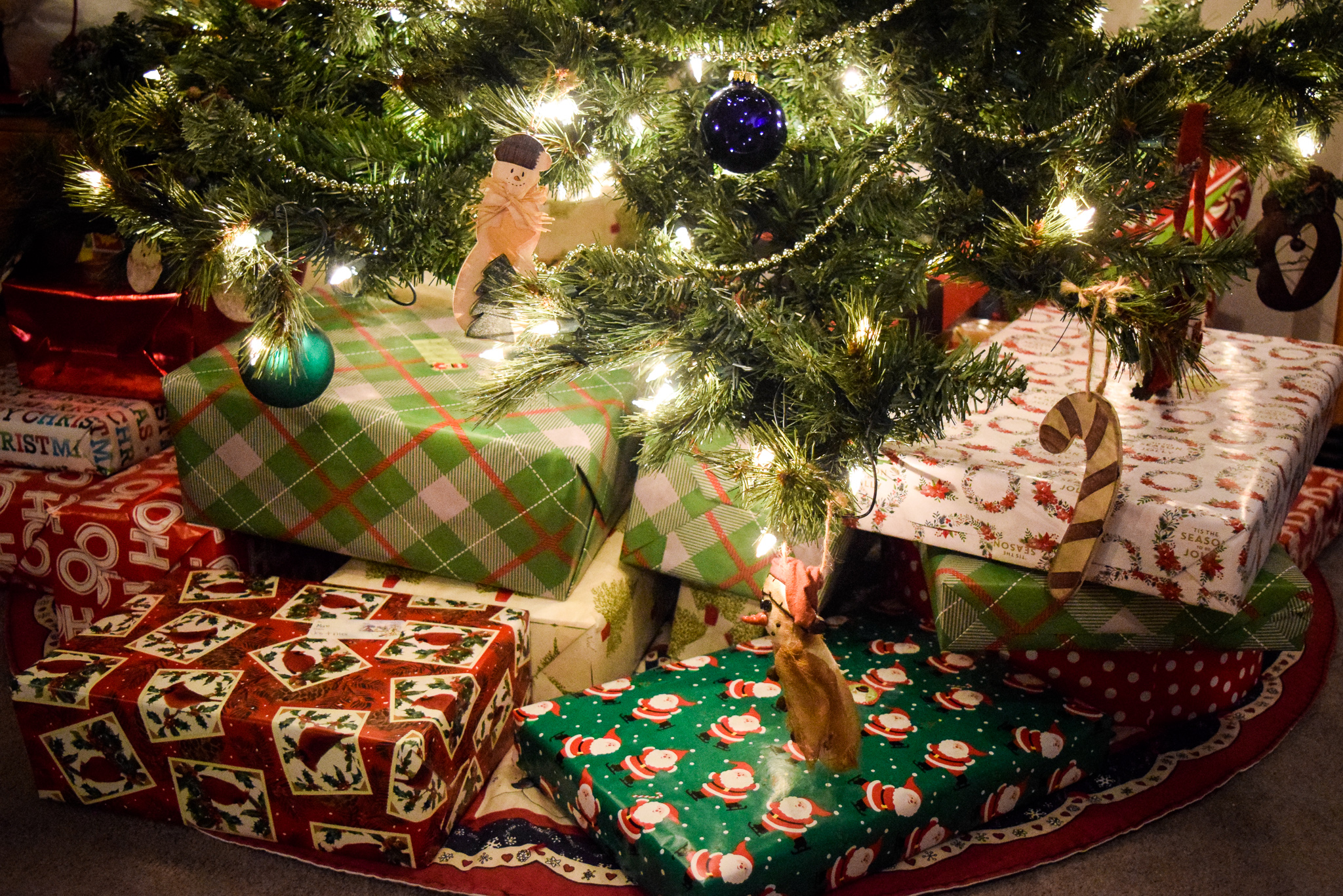Gift ideas for everyone in your family | Photo by Jessica Fugett | The Wright State Guardian
