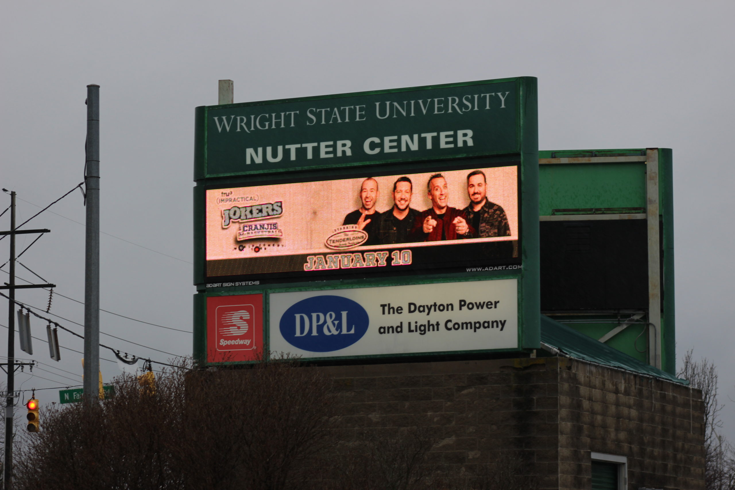 Impractical Jokers | Photo by Daniel Delgado | The Wright State Guardian