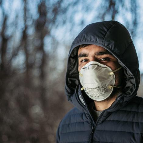 Coronavirus | Photo by Soham Parikh | The Wright State Guardian