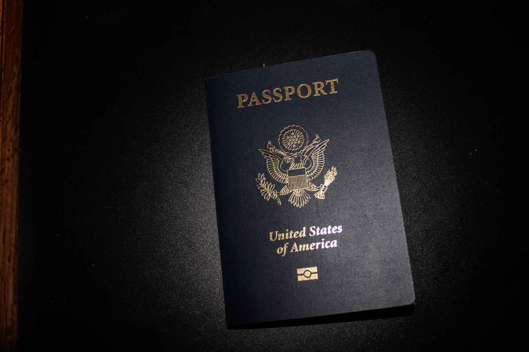 Passport | Photo by Daniel Delgado | The Wright State Guardian