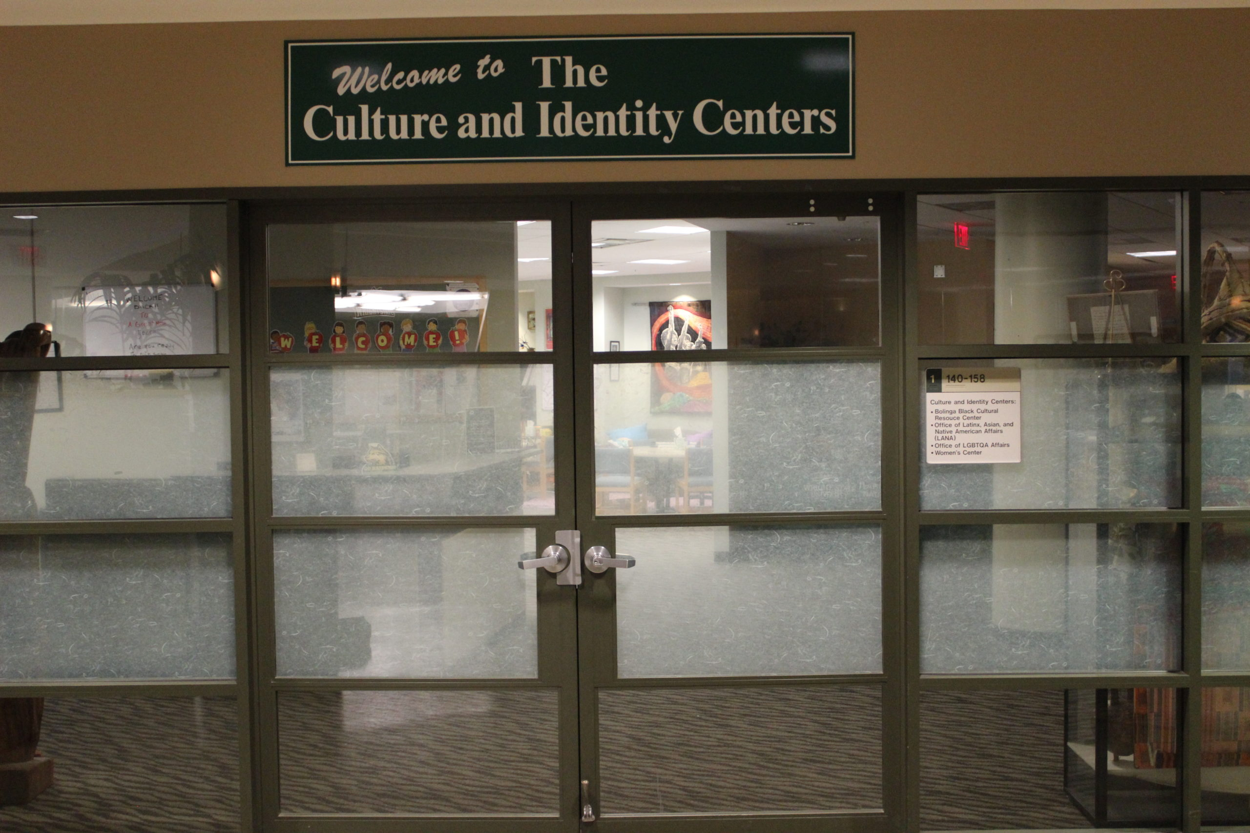 Bolinga Black Cultural Resource Center | Photo by Daniel Delgado | The Wright State Guardian