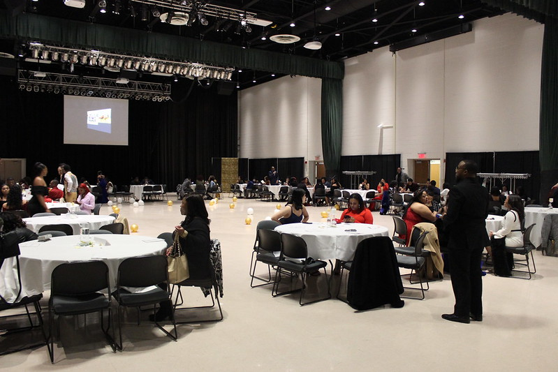 Black Student Union Heritage Ball   Photo by Daniel Delgado   The Wright State Guardian