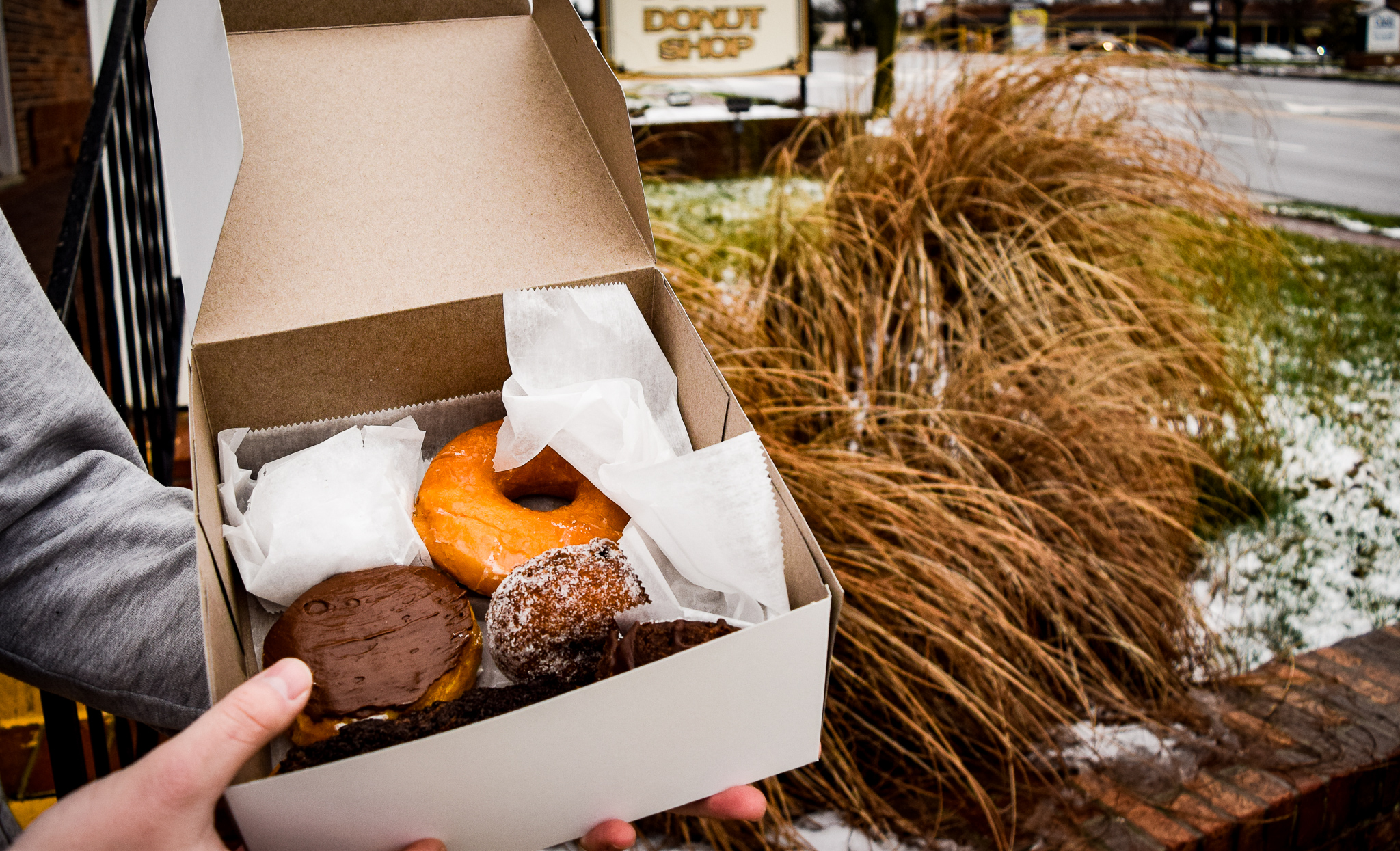 Montgomery County Donut Trail | Photo by Jessica Fugett | The Wright State Guardian
