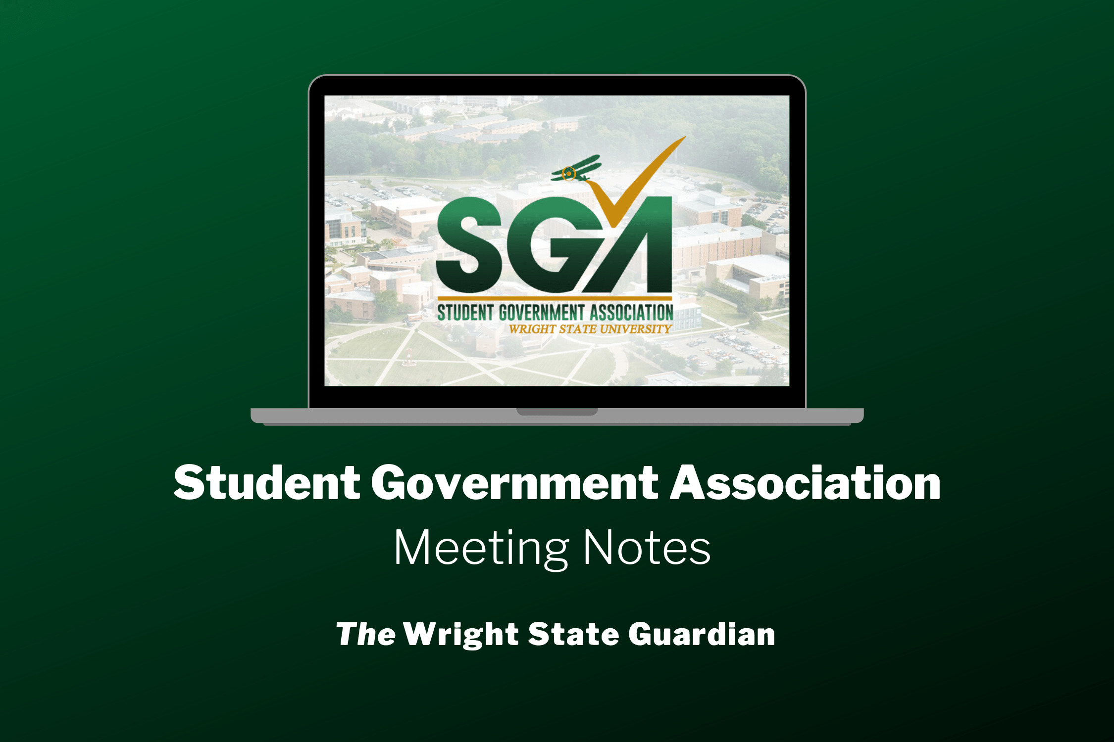 Student Government Association Meeting Notes