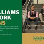 Williams-York Win SGA Election