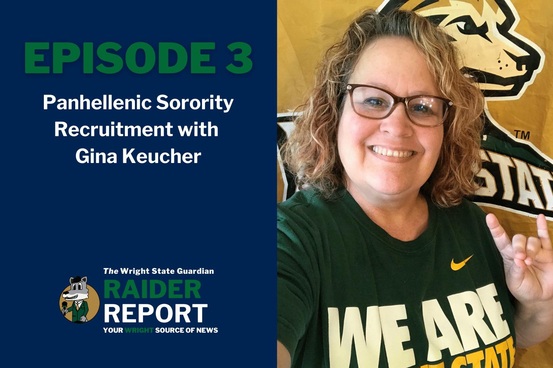 Raider Report Episode 3 GIna Keucher