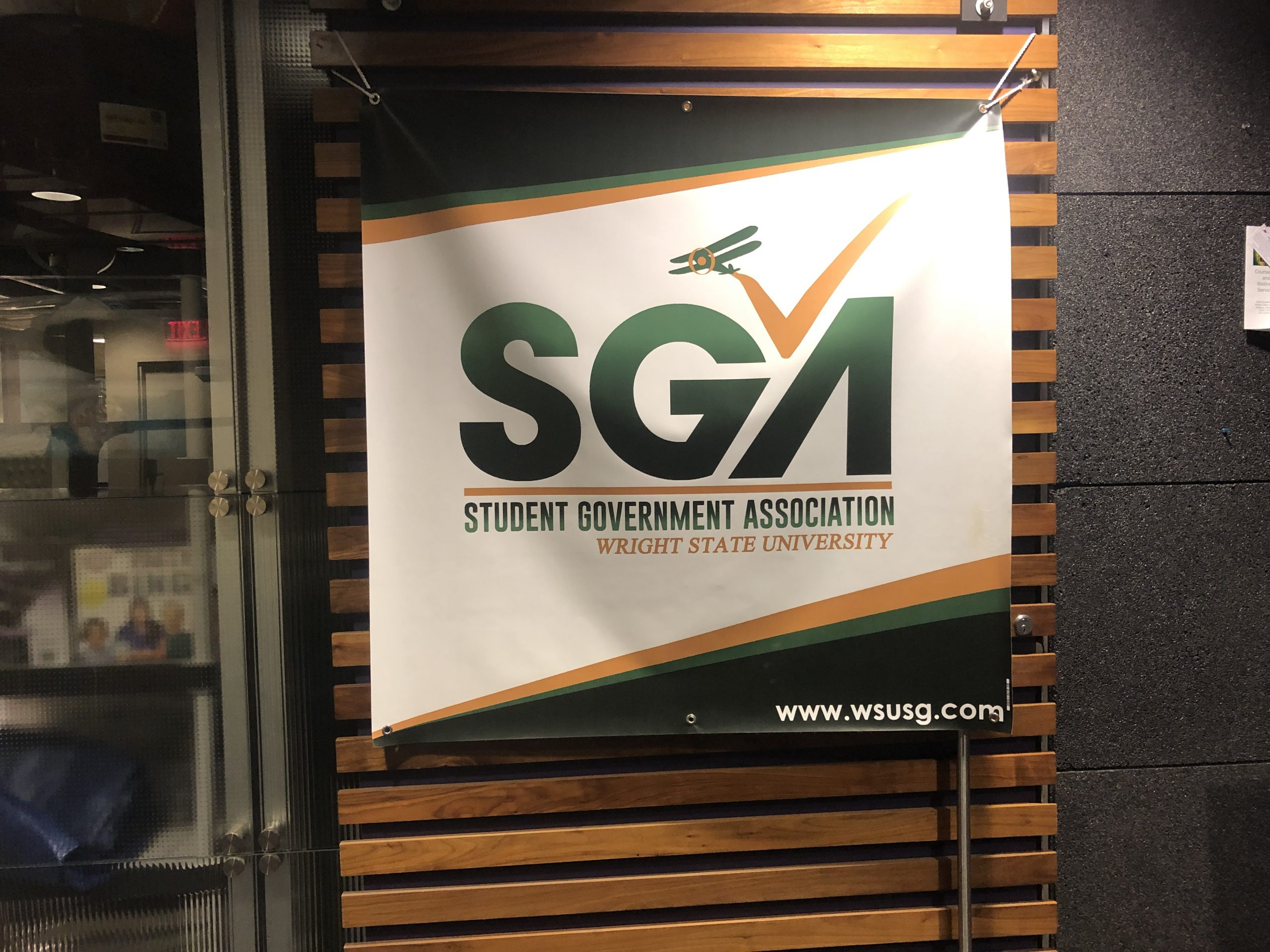 SGA | Photo by Grace Ramsdell | The Wright State Guardian