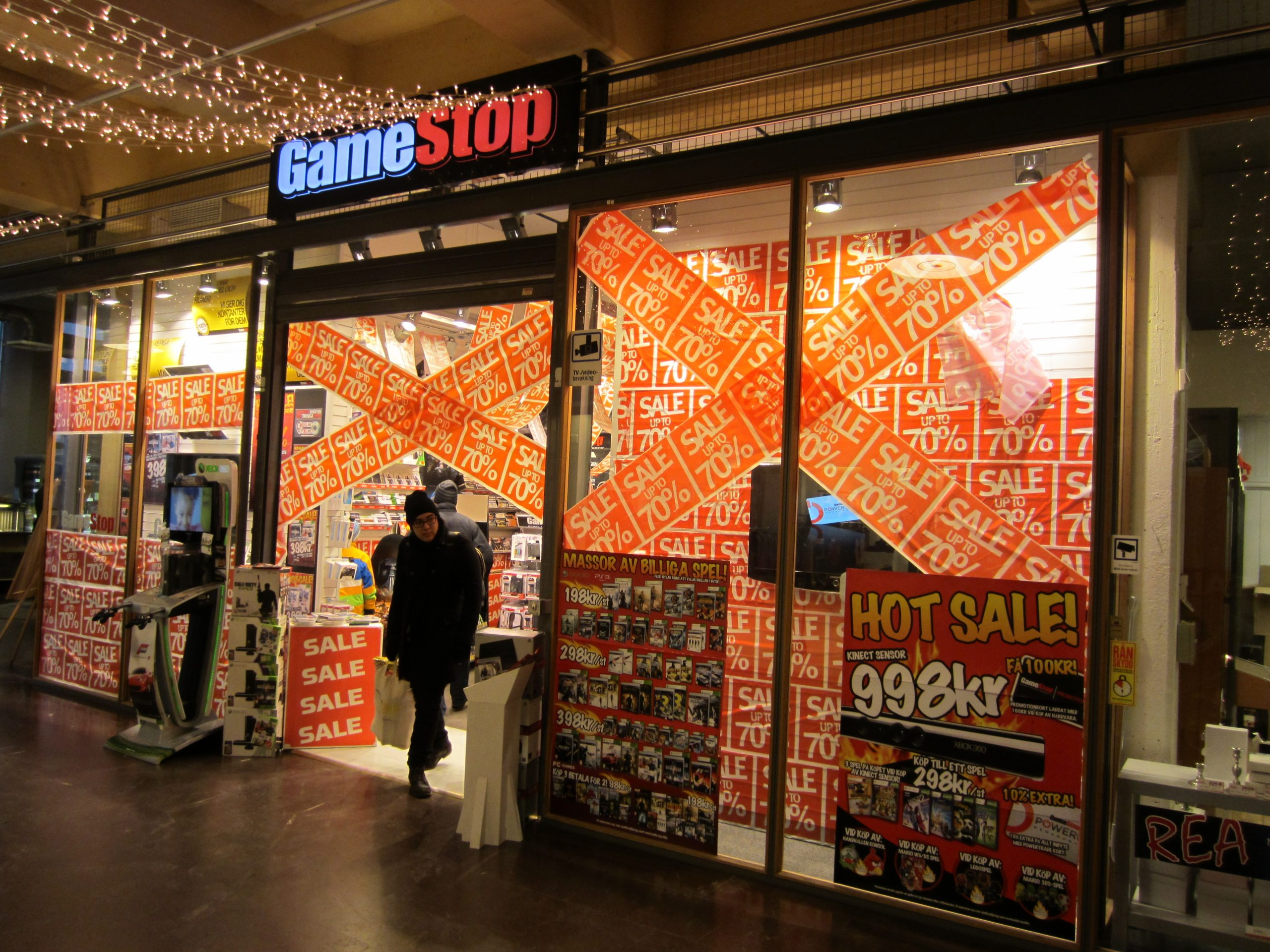 GameStop | Photo Courtesy of Wikipedia Commons