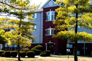 Off Campus Apartments | Photo by Diana Jaber | The Wright State Guardian