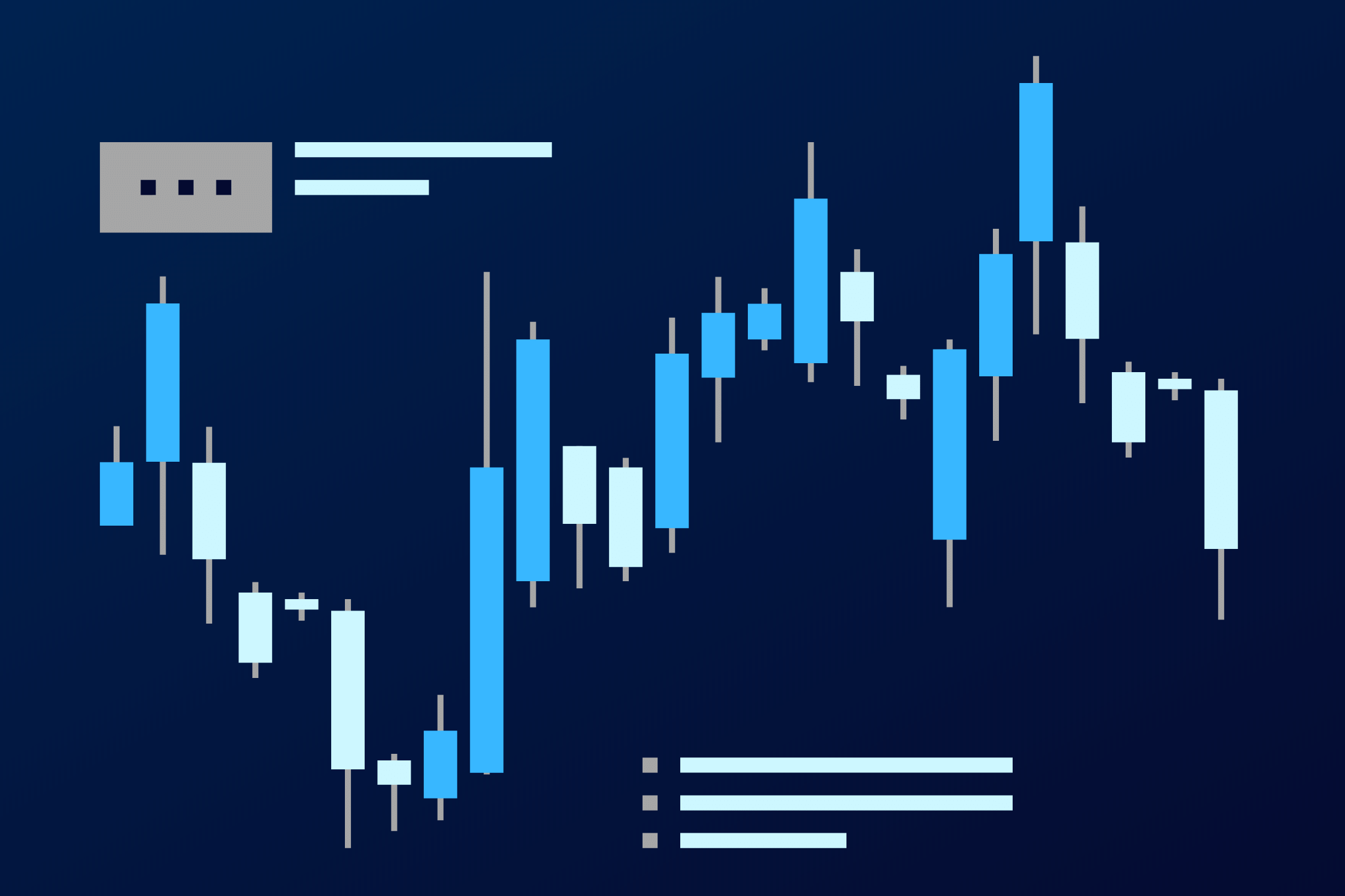 Stock Trading | Graphic by Dylan Collison | The Wright State Guardian