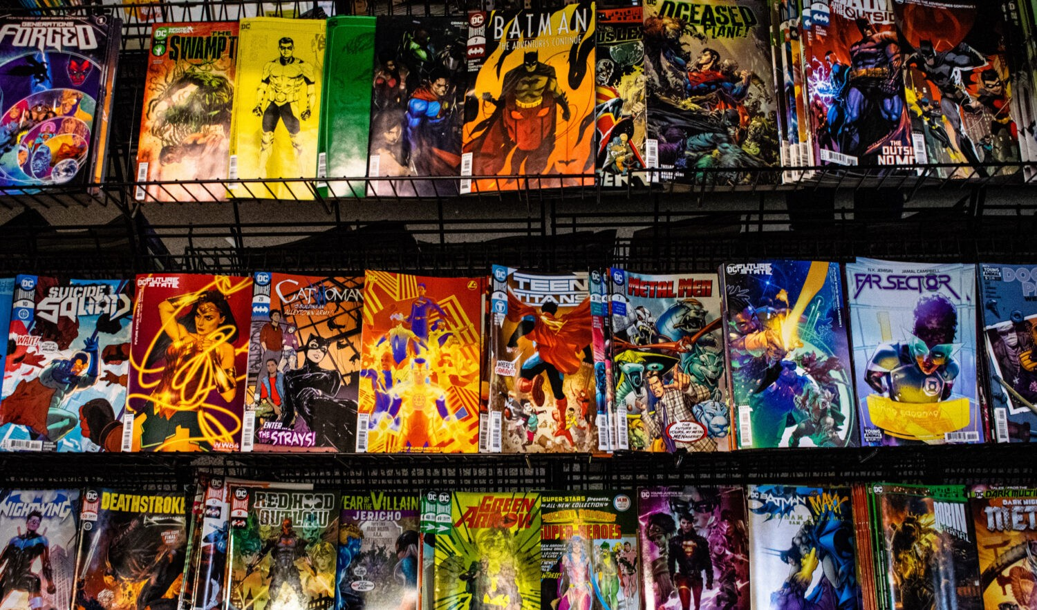 Super-Fly Comics and Games in Yellow Springs