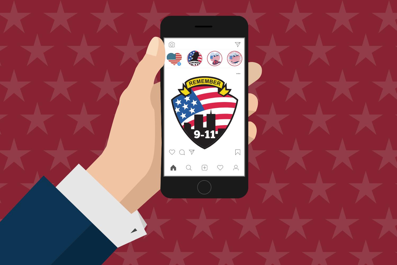 Remembering 9/11 through social media