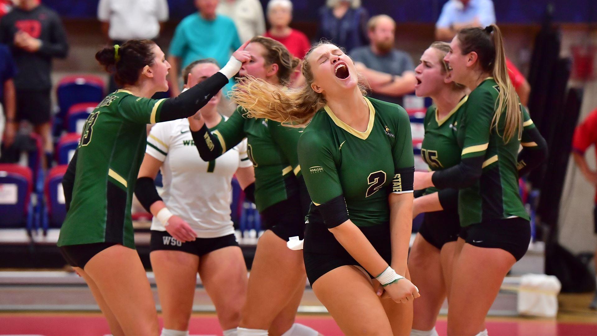 Raiders vs. University of Dayton Women's Volleyball Game